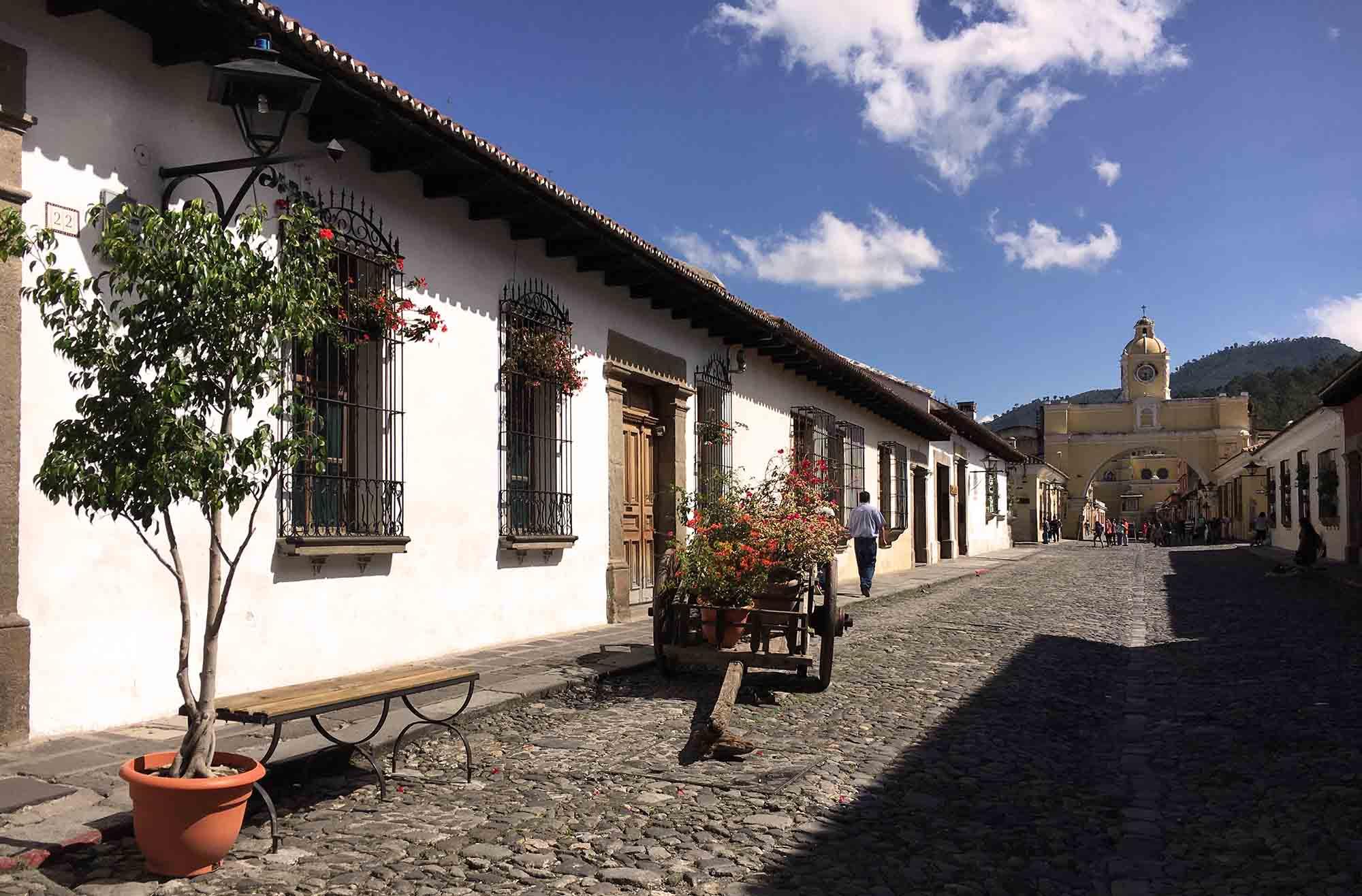 危地马拉,伯利兹,墨西哥的魅力(一)