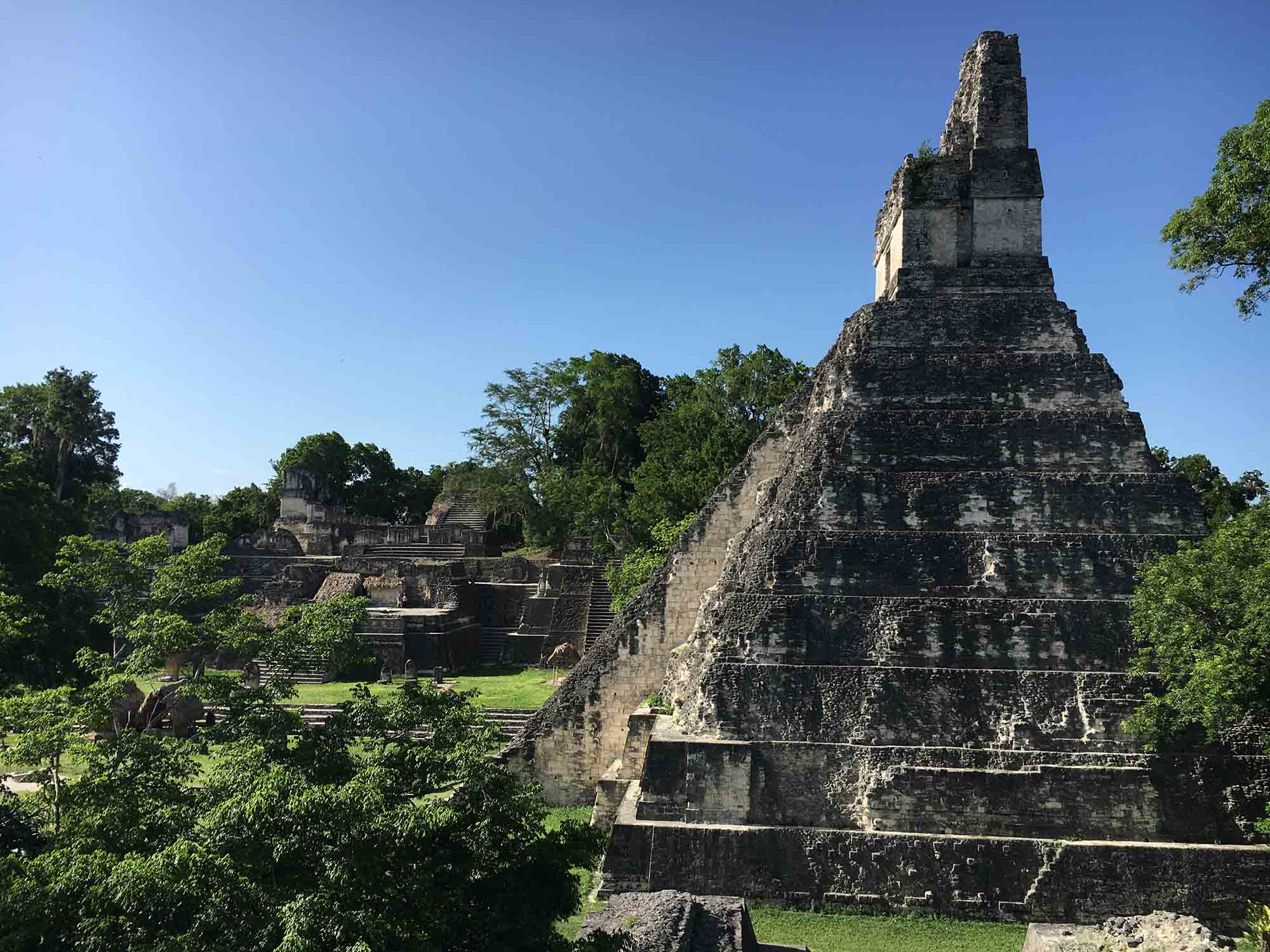 Dos semanas de vacaciones en Centroamérica