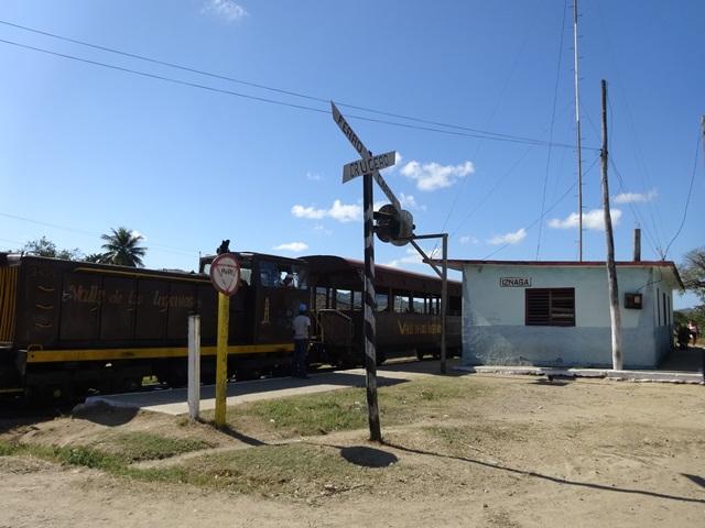 Valle de los Ingenios, Trinidad, Cuba, Blue Sky and Wine