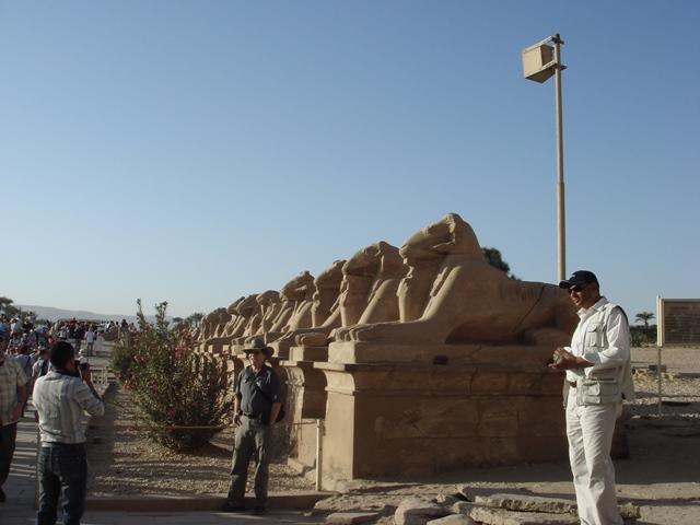 karnak egypt, Blue Sky and Wine Travel Blog