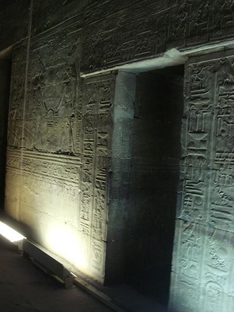 edfu-temple egypt, Blue Sky and Wine Travel Blog