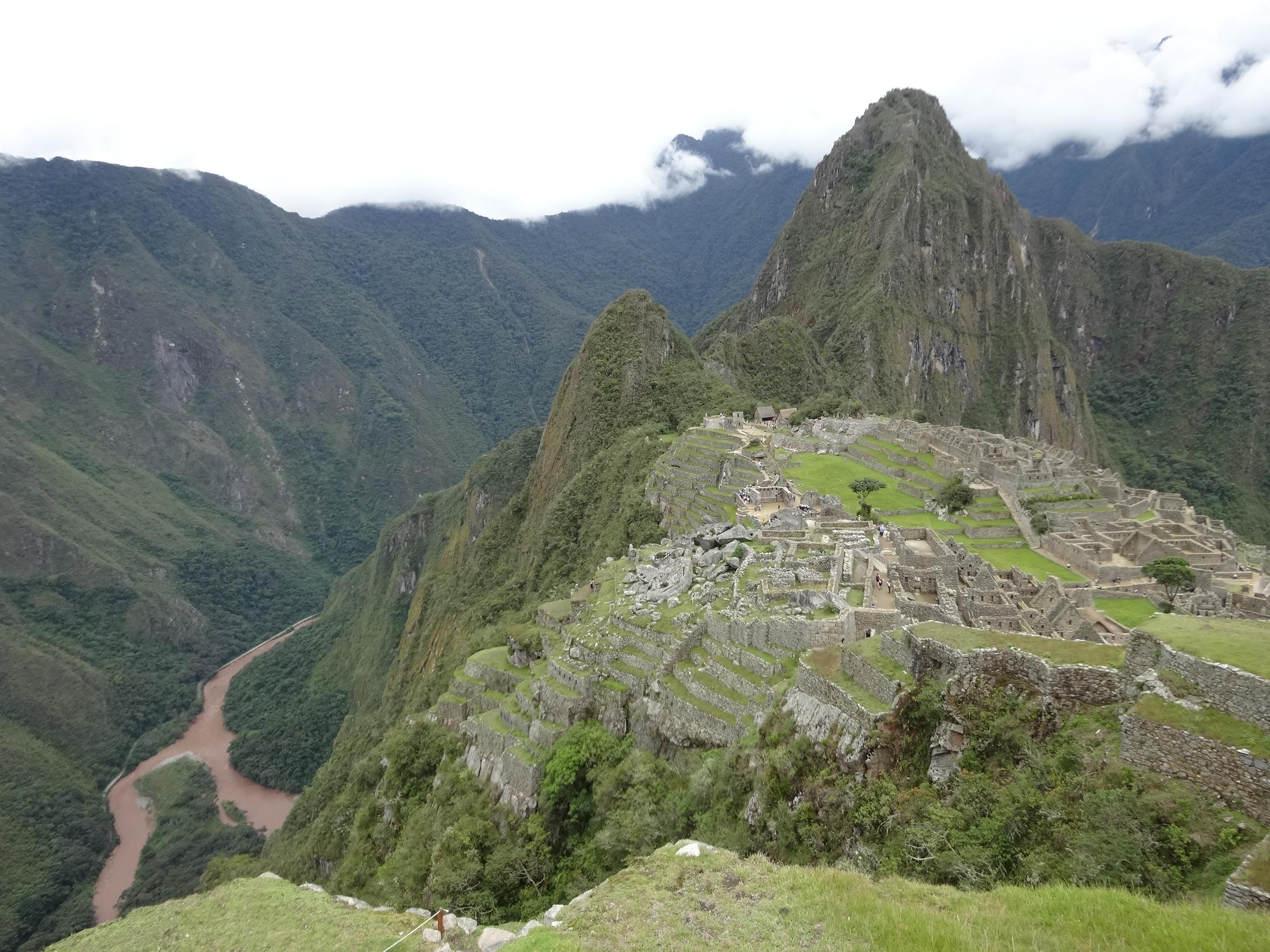 追寻失落的印加文化, 秘鲁
