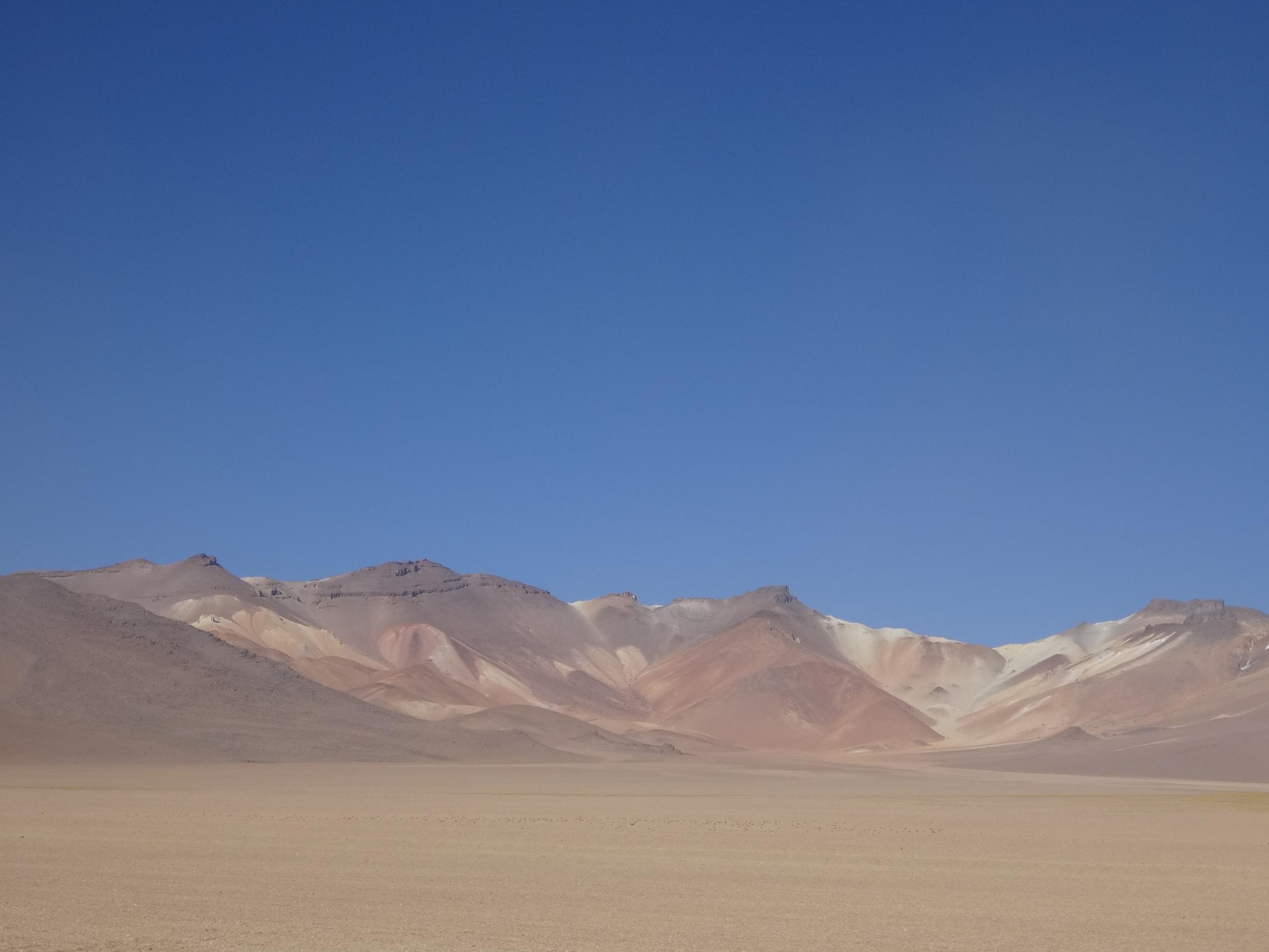 天空之镜, 玻利维亚