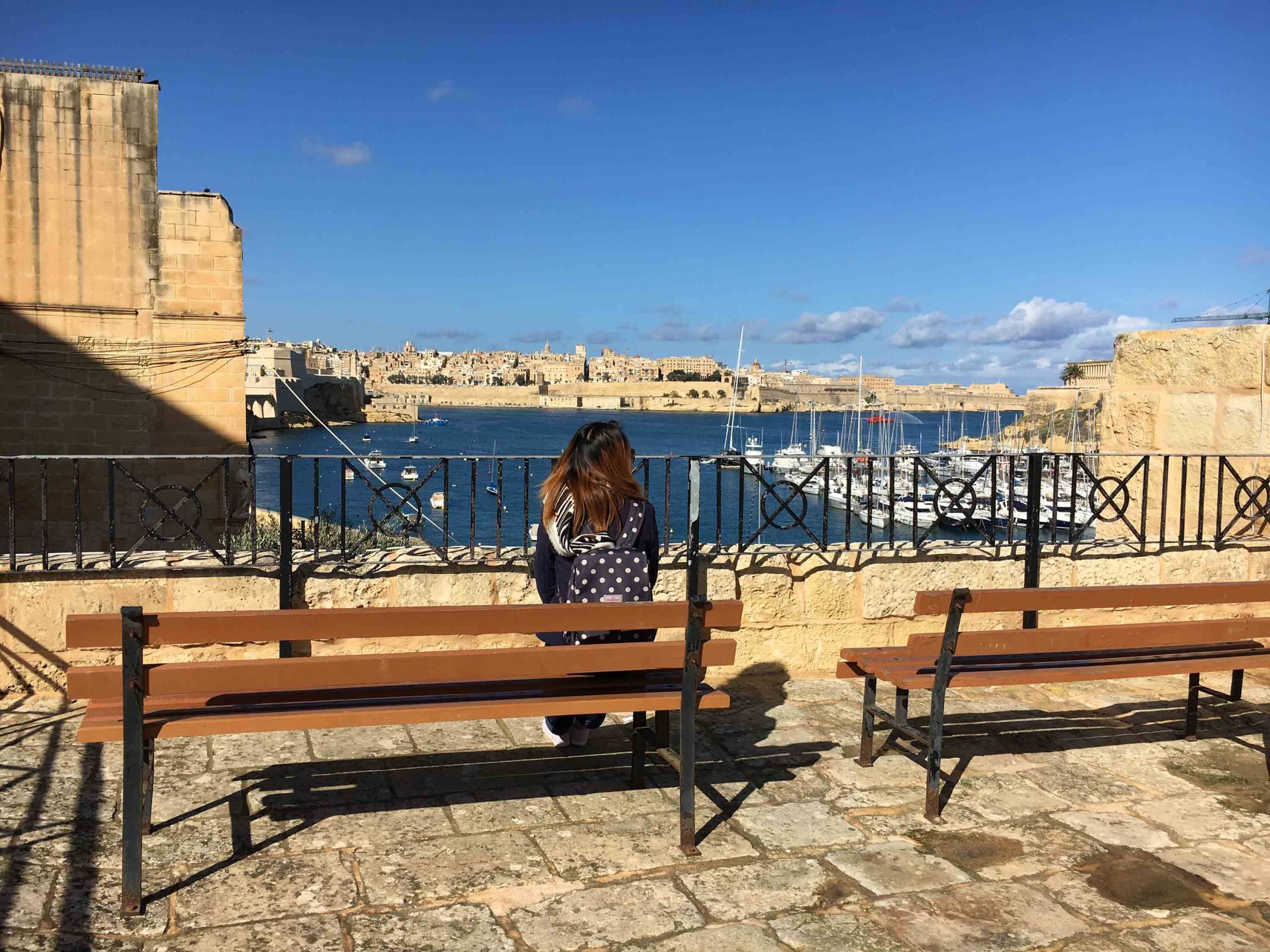 A weekend in Rainy Malta episode 3: Seeing the highlights of Malta with Hop-on Hop-off bus tour