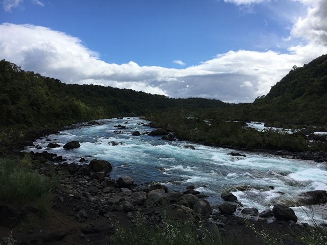 Patagonia Series Ep8: One day trip to Osorno Volcano and Petrohué Waterfall