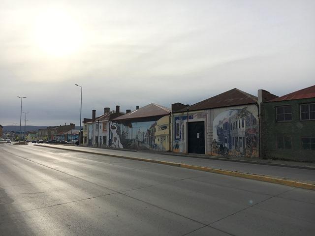 Punta Arenas Street, Chile