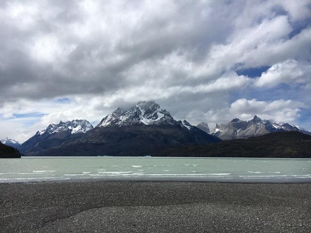 Grey Lake, Torres del Paine, puerto-natales, chile