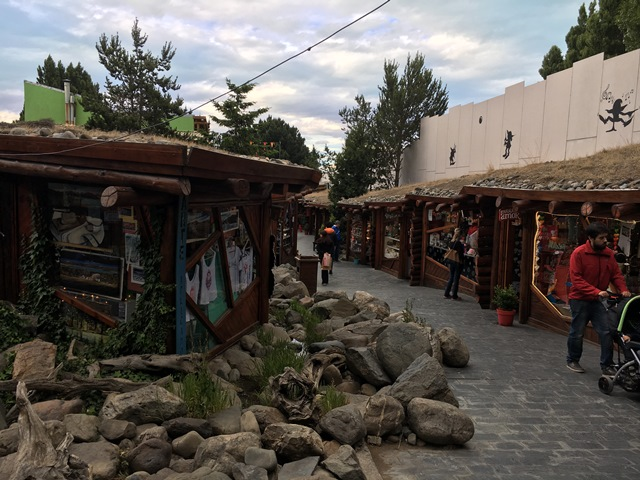 Blue Sky and Wine, souvenir stores in El Calafate, Argentina