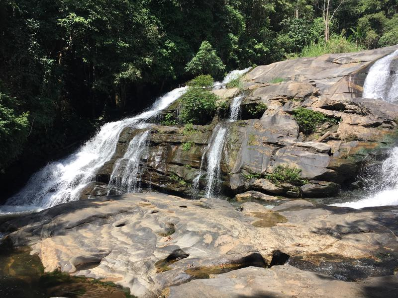 Blue Sky and Wine Travel Blog, Doi Inthanon, Chiang Mai