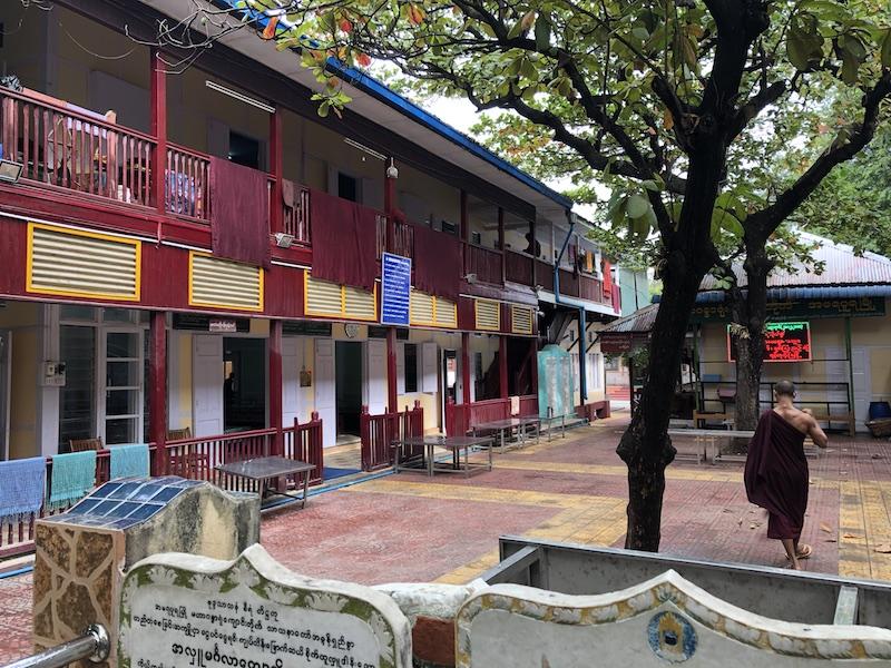 mahagandhayon monastery, amarapura