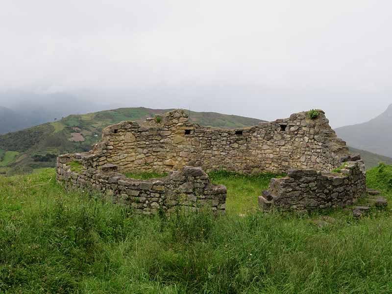 Kuelap ruin, Chachapoyas, Blue Sky and Wine Travel Blog