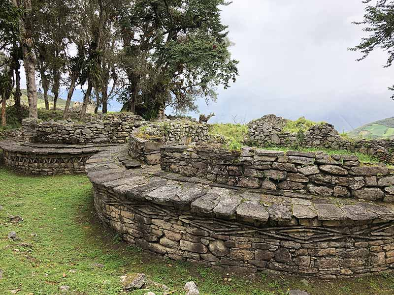 Kuelap Ruins, Chachapoyas, Blue Sky and Wine Travel Blog