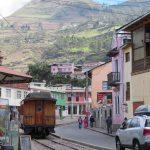 alausi ecuador - Blue Sky and Wine Travel Blog