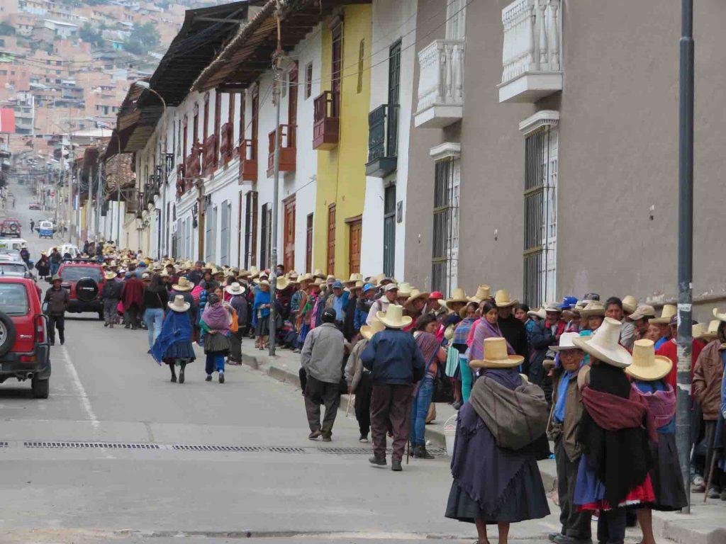 cajamarca peru - Blue Sky and Wine Travel Blog