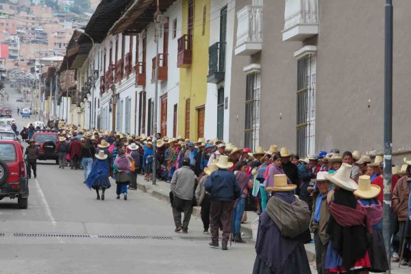 Pack Cajamarca in One day