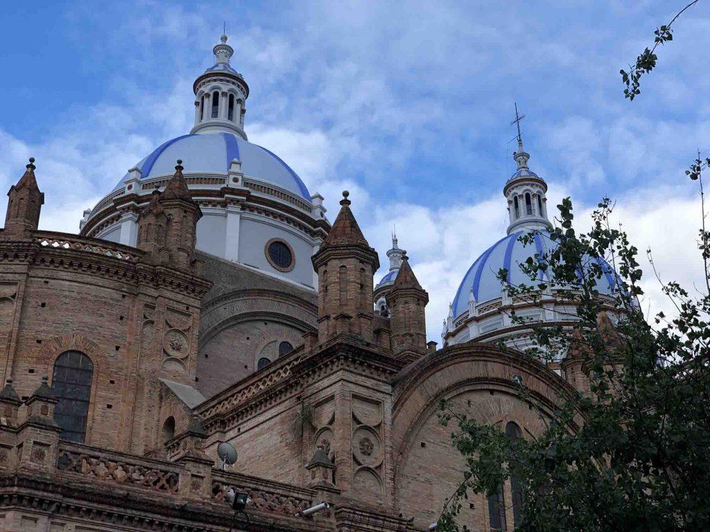 Cuenca Ecuador, Blue Sky and Wine Travel Blog