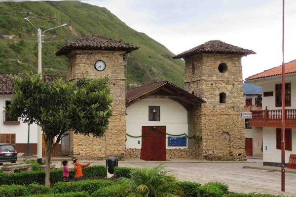12 Hours Drive from Cajamarca to Chachapoyas
