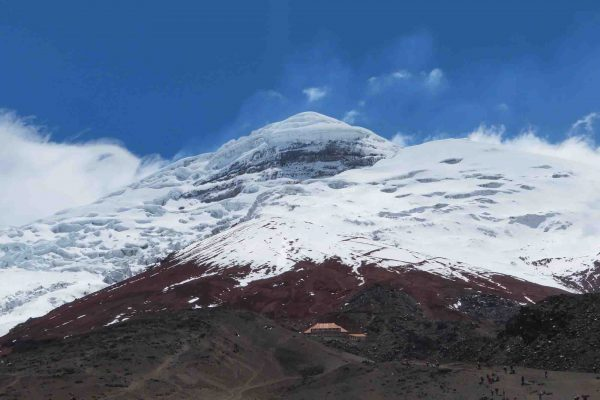 A complete bus journey to the middle of the world, Cajamarca to Quito