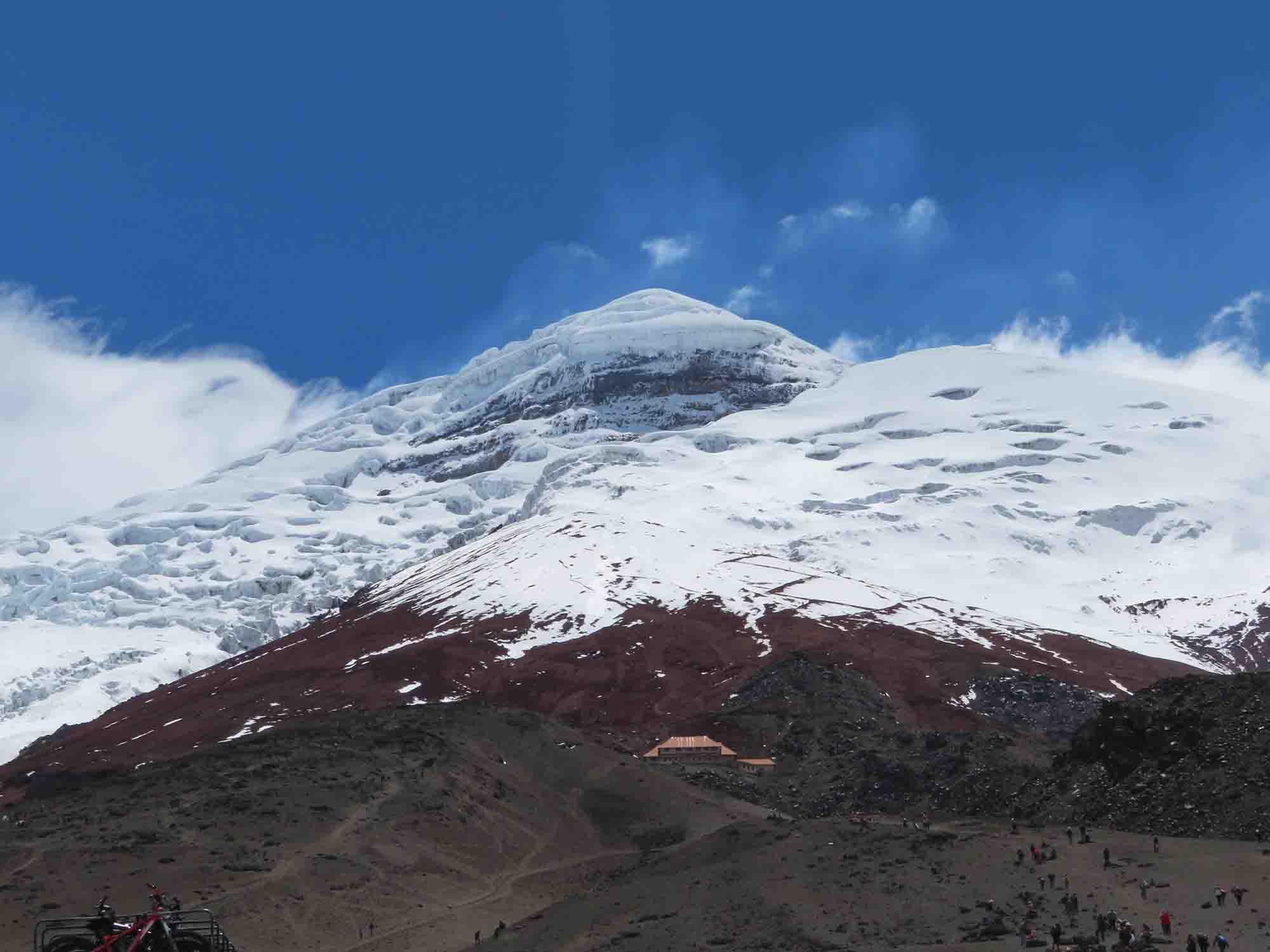 Quito Cotopaxi, Ecuador, Blue Sky and Wine Travel Blog