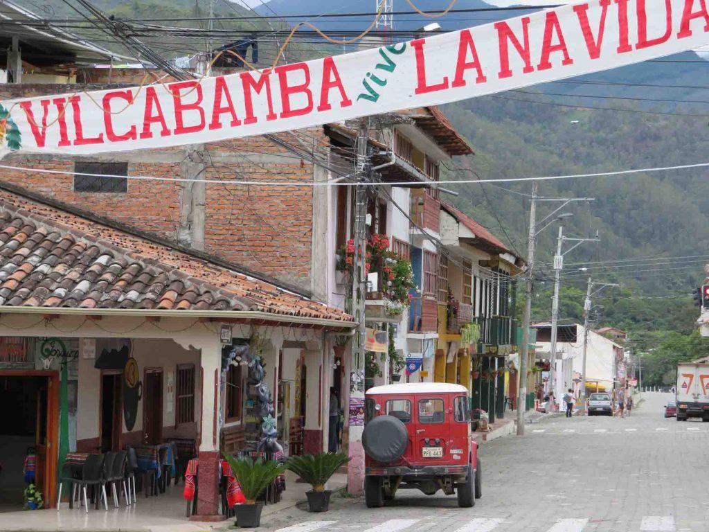 Vilcabamba Ecuador, Blue Sky and Wine Travel Blog