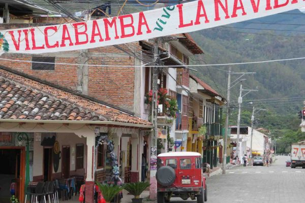 Chill in A Small Village Vilcabamba, A Bus Journey From Chachapoyas to Cuenca