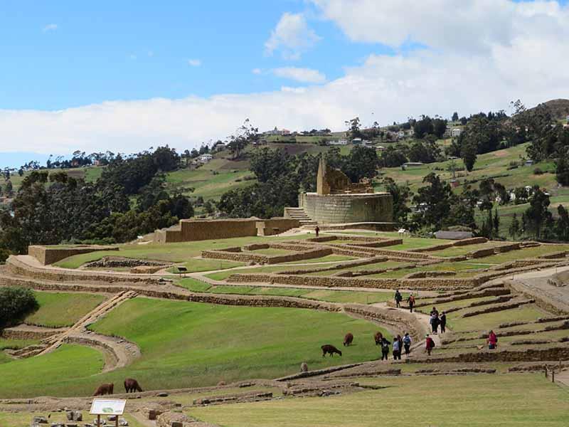 Ecuador ingapirca