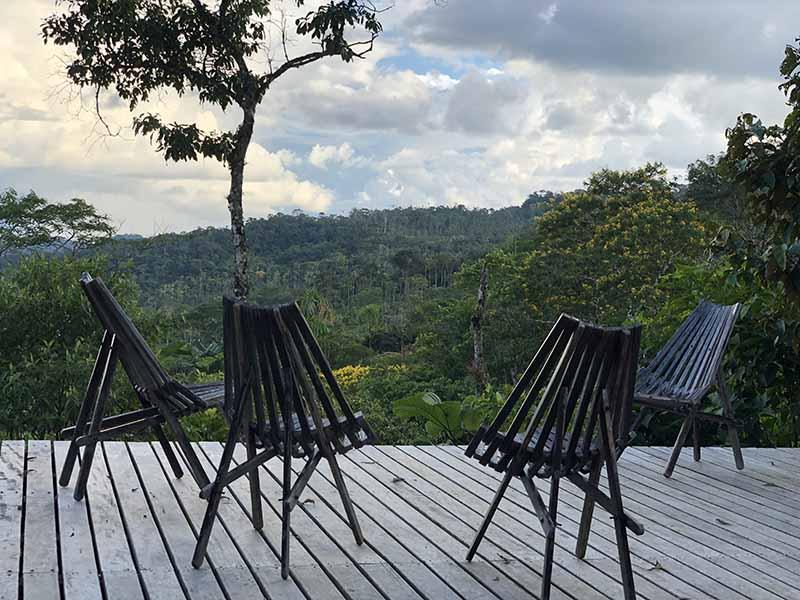 Ecuador puyo amazon relax